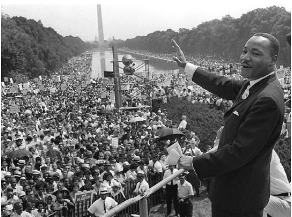 Αποκαλύψεις-σοκ για τον Μάρτιν Λούθερ Κινγκ: Βίαζαν μπροστά του μια γυναίκα και «γελούσε»