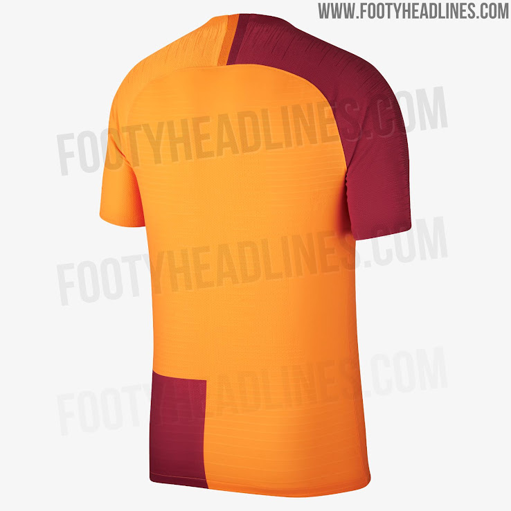 promo code 457a6 b8bf7 Galatasaray 18-19 Home Kit Released - Leaked Soccer Cleats