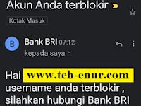 Cara Buka Username Brimo yang Keblokir Pake Hape