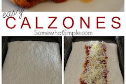 Easy Calzone