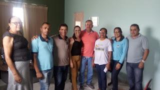 Sinpuc negocia incentivo financeiro complementar em Baraúna