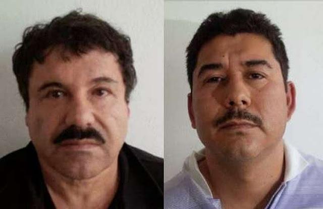 """Escolta """"El Condor"""" capturado junto a El Chapo en 2014 es sentenciado a 10 años"""