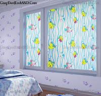 Tuyển tập các mẫu decal dán kính phòng ngủ trang trí đẹp nhất