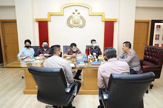 Kabaharkam Polri Terima Audiensi Accor Group, Bahas Kerjasama Peningkatan Ekonomi dan Pariwisata