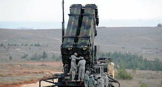 Sistem Pertahanan Udara Patriot