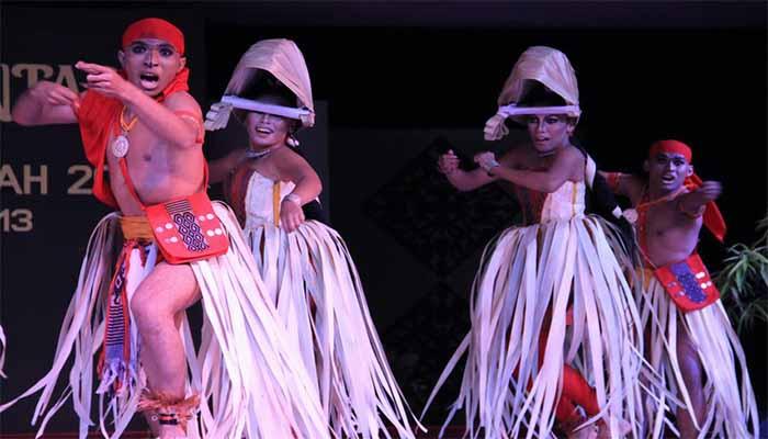 Tari Atoni Meto, Tarian Tradisional Dari NTT