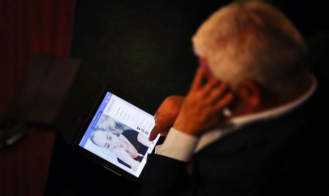 """زوج عربية حمادي يعلق على صورة الصافي سعيد:""""ديراكت عربيّة أقوى من ديراكت قناة 21″"""