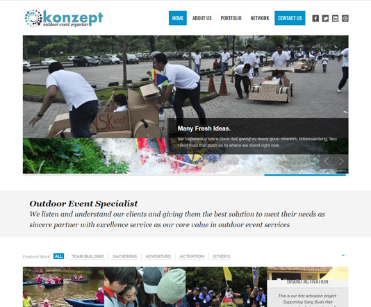 Jasa Pembuatn Website Jakarta