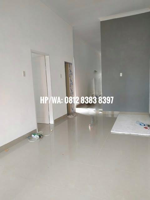 Ruang Tamu Jual Rumah Murah Hanya 500 Juta Nego Sampai Lemas Lokasi Jl. Cempaka Gaperta Ujung Medan