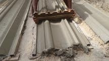 Precast Concrete Parapet Detail