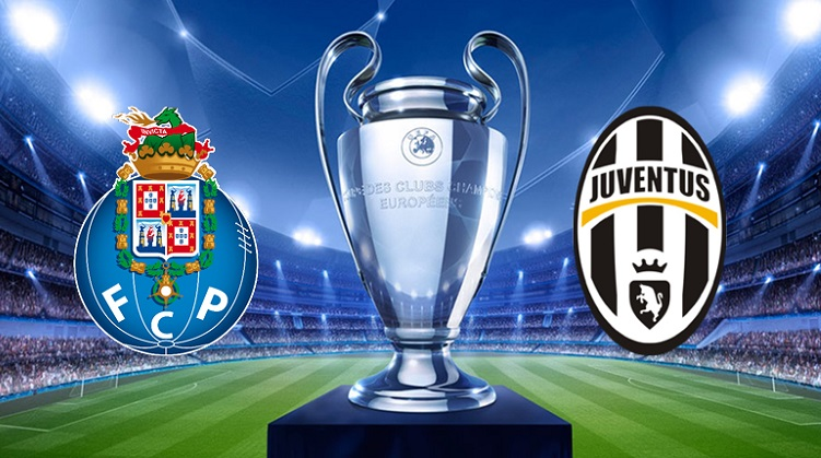 Porto vs Juventus Video Streaming UEFA Champions League 2020-21 Round 16: Playing POT vs JuV 1st Live Football Match TV