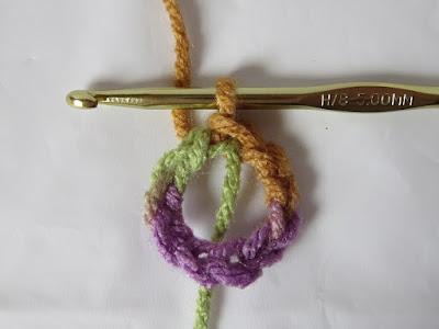 crochet, how to, slip stitch