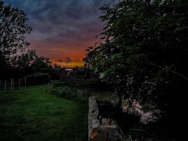 onweer op la Charvière