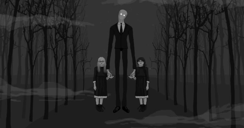 لعبة-Slender-The-Eight-Pages