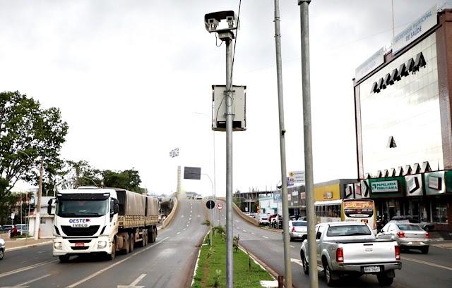 Anápolis: Volta da fiscalização eletrônica aguarda apenas início de campanha educativa