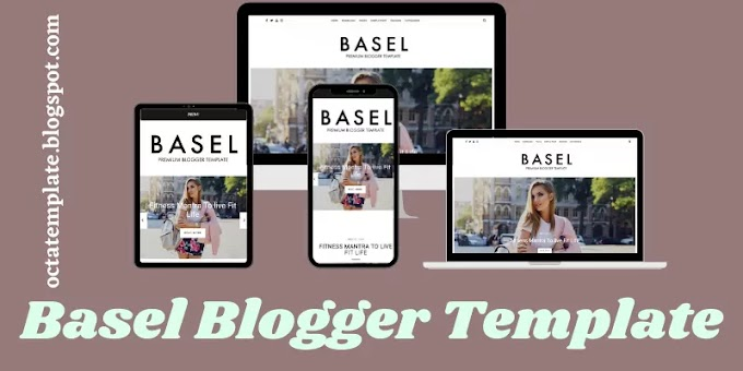 Basel Blogger Template