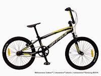 Sepeda BMX Wimcycle Rocket 2.0 Rangka Aloi 20 Inci