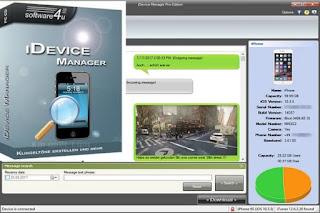 iDevice Manager 8-7-1 نقل الملفات من iPhone و iPad إلى كمبيوتر يعمل بنظام Windows