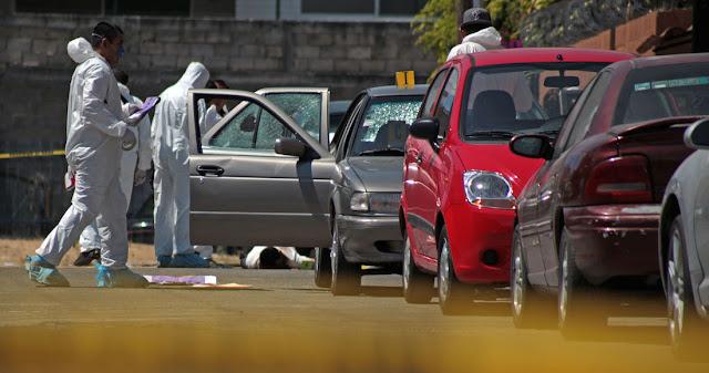 Dos familias son atacadas a tiros en Morelos; hay cinco muertos, entre ellos una niña