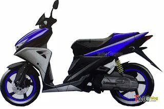 Yamaha Aerox 125 2016