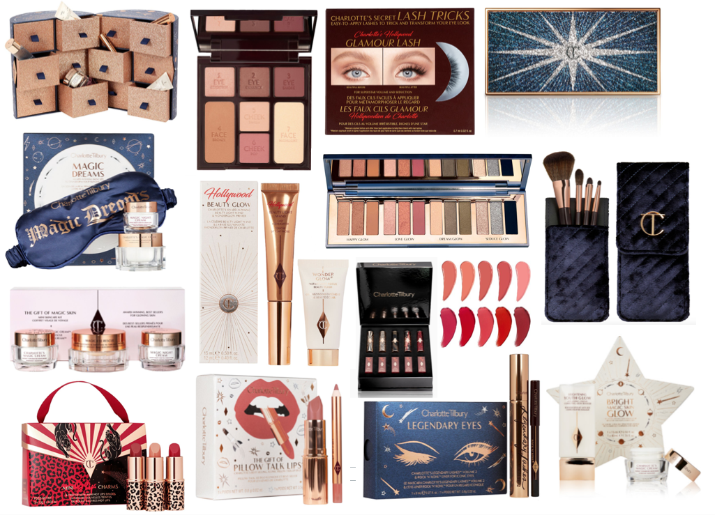 Charlotte Tilbury Christmas Collection 2019
