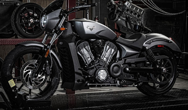 2017 Victory Octane Motorcycle Review, Redesign