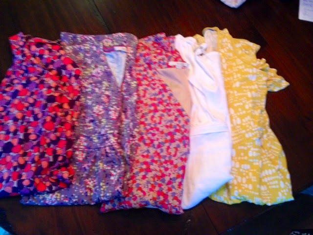 Why mom won't clean the basement: boden sample sale review.