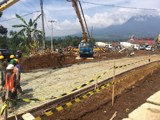 ciawi --- sukabumi toll road