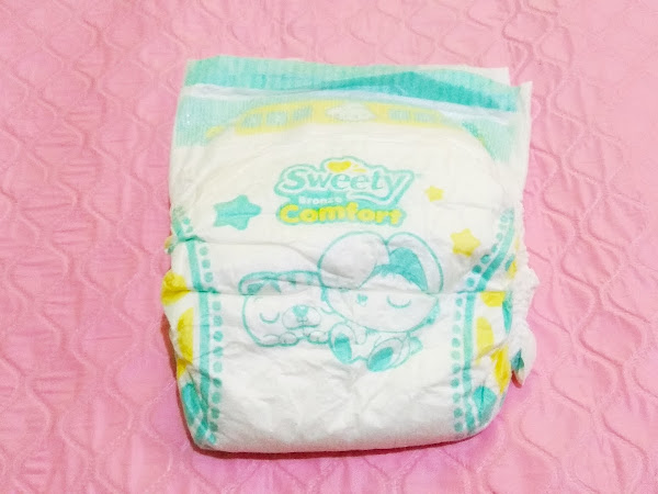 Review Diapers Sweety Bronze Comfort