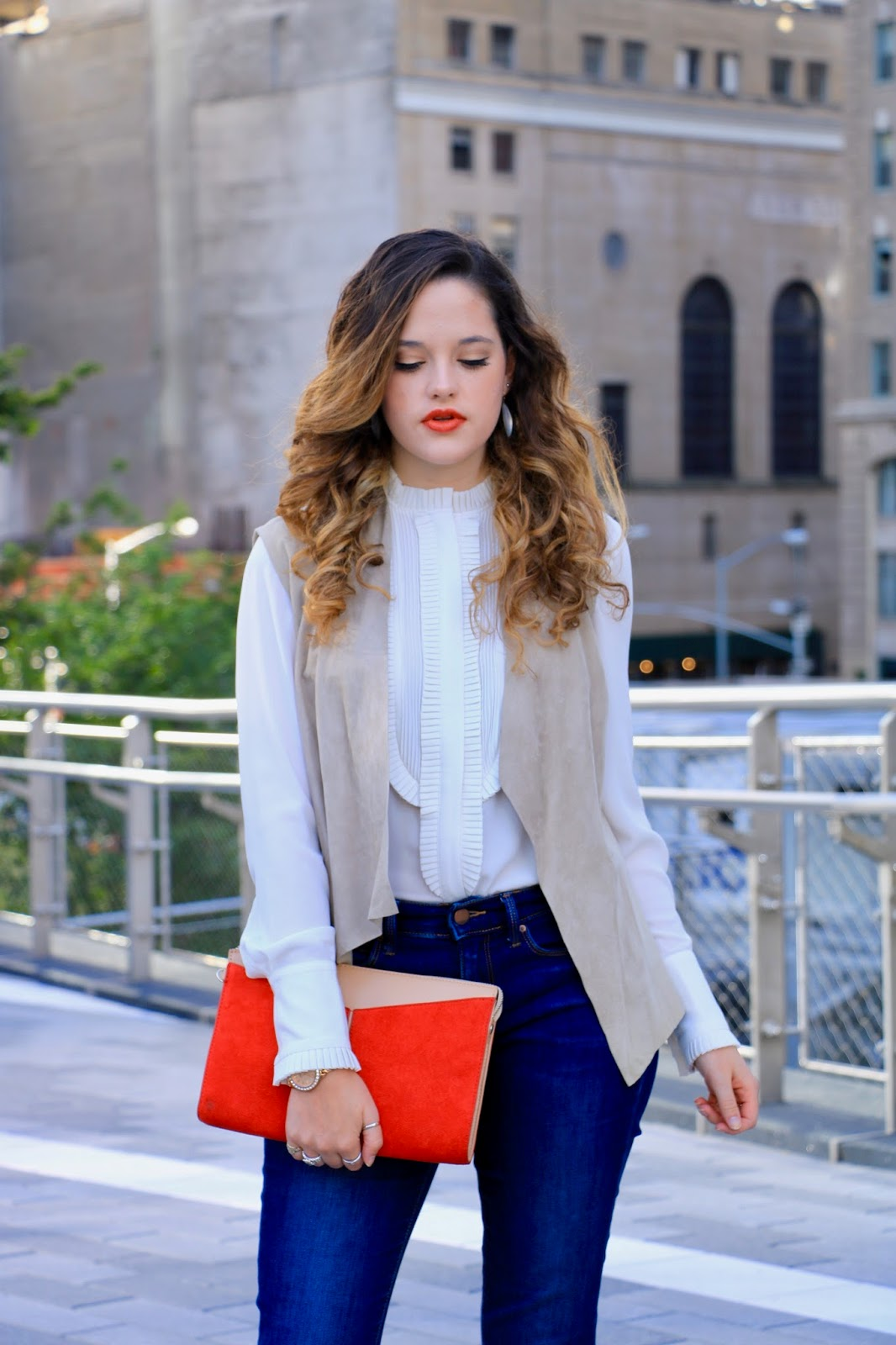 Nyc fashion blogger Kathleen Harper