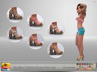 Madlen Okiteris Shoes Recolor