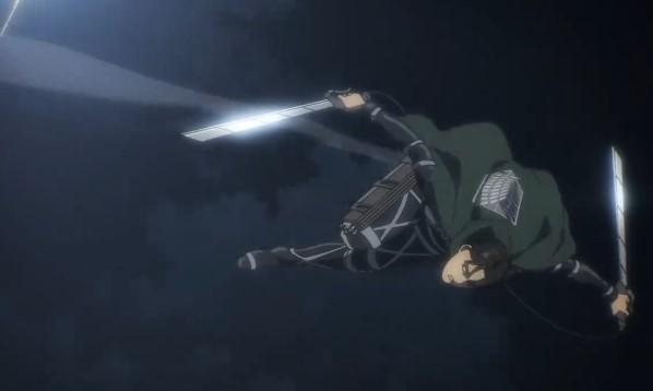 Shingeki no Kyojin 4 – Episódio 7