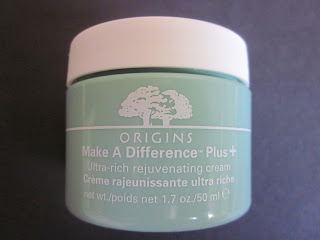 Origins Make A Difference Plus moisturiser