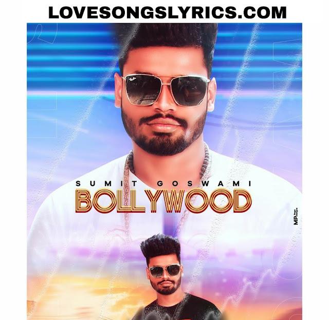 Sumit goswami - Bollywood