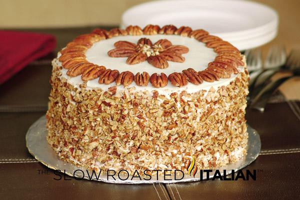 The Slow Roasted Italian Printable Recipes Carrot Cake