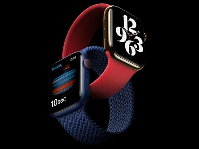 سعر و مميزات ساعة ابل واتش 6 Apple watch 6
