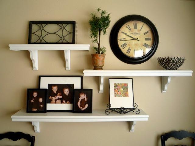 Tips Merapikan Ruangan Dengan Rak Dinding dari IKEA