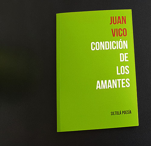 «Condición de los amantes» de Juan Vico (Isla de Siltolá)