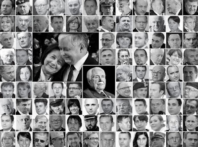Ofiary katastrofy w Smoleńsku 10 kwietnia 2010