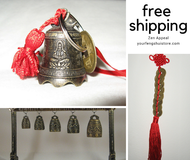 Free Shipping at Zen Appeal Your Feng Shui Store