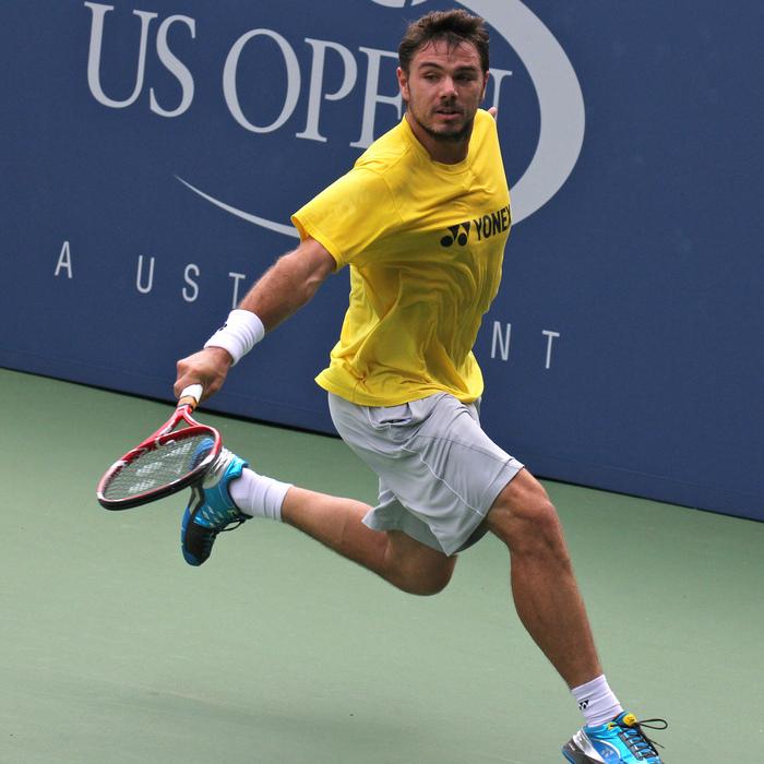 Stanislas Wawrinka • Tennis Player