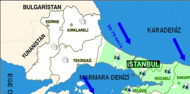 İstanbullular dikkat...