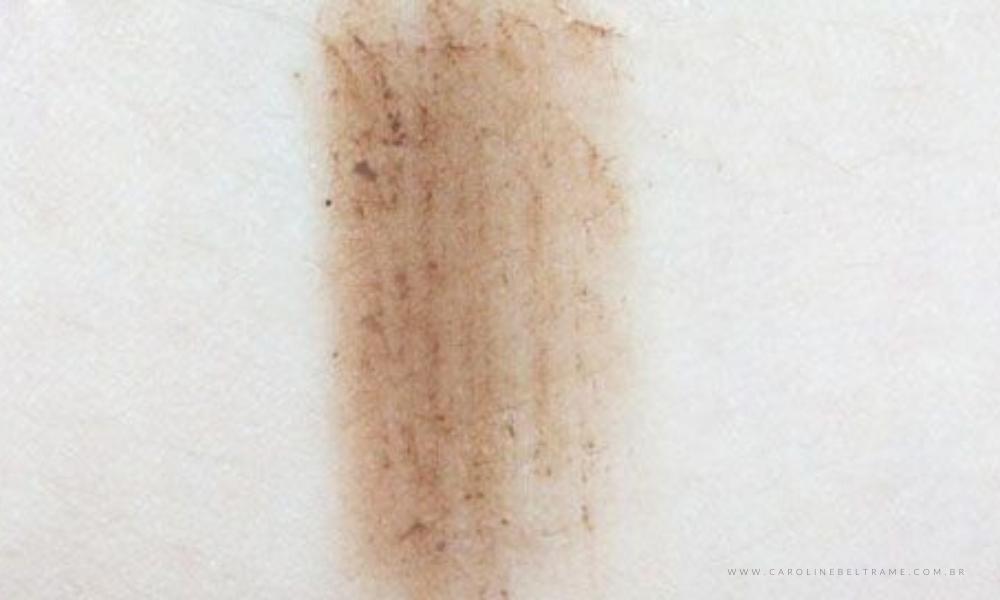 Lápis para sobrancelhas castanho a loiro Avon