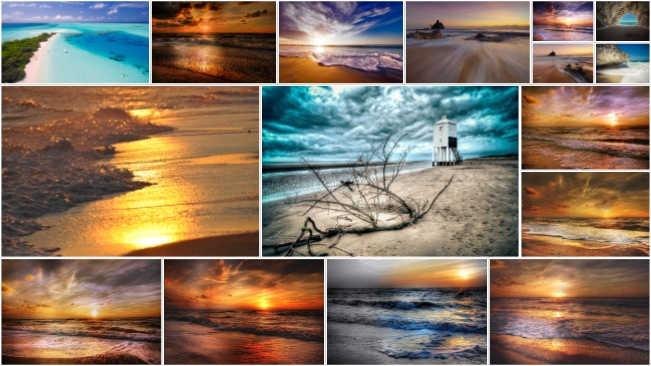 تحميل 16 صورة جودة عالية للشاطئ في الصيف