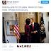 Barack & Wife, Michelle Obama Celebrates 24 Years Of Marriage