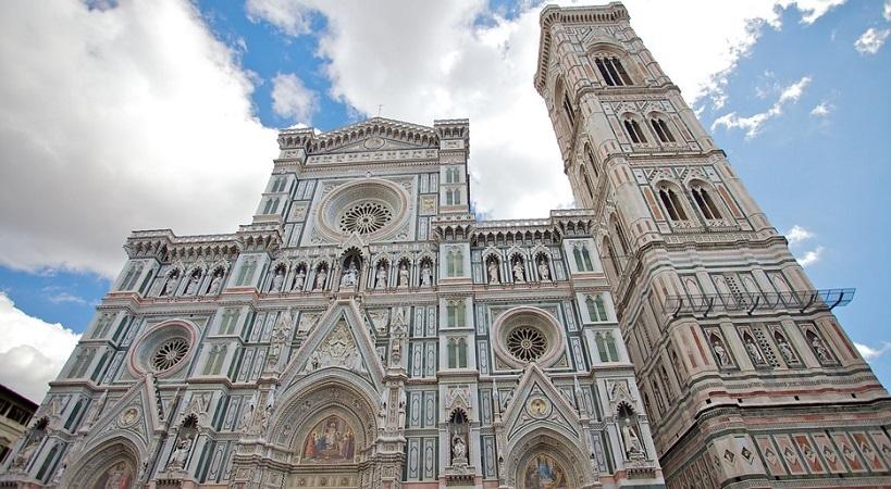 Catedral De Santa Maria Del Fiore Em Floren 231 A Dicas Da