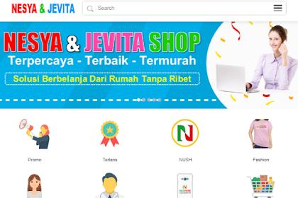 Beli/Jual CrypTokeNUSH Dan Bayar Produk Di Nesya & Jevita Shop