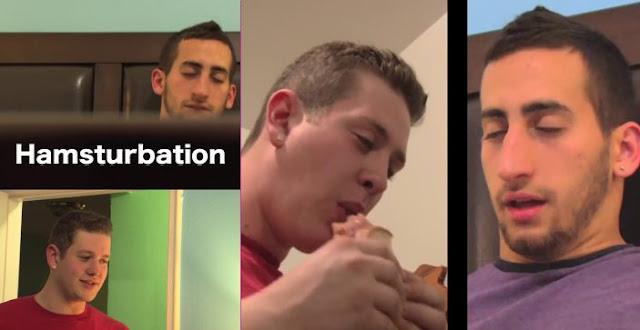 Hamsturbation, corto