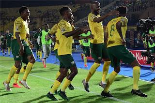 مباراة جنوب افريقيا الان