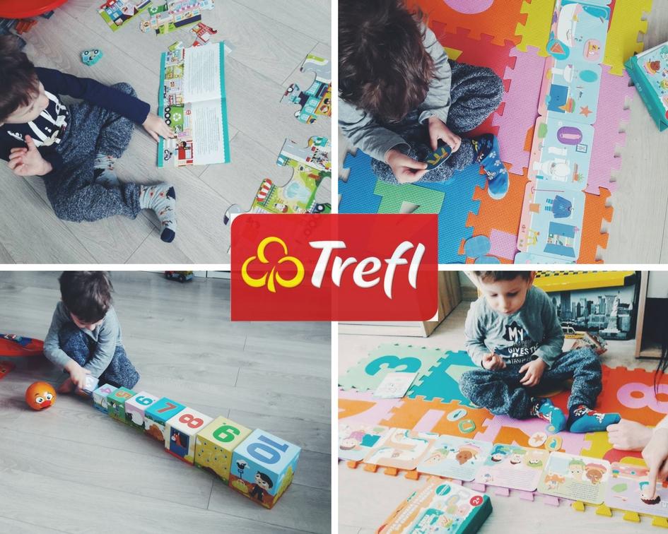 """Seria """"Little Planet'' od firmy Trefl, która bardzo pozytywnie Nas zaskoczyła..."""
